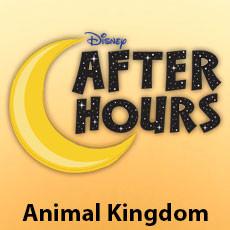 Disney After Hours no Animal Kingdom