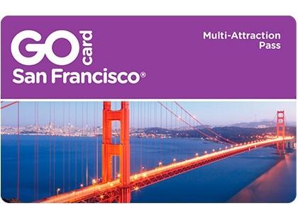 Go Card San Francisco - 2 dias